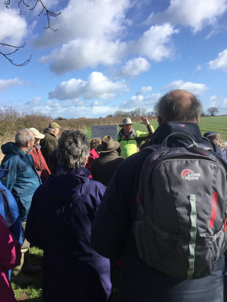 Take a Group Walking Tour
