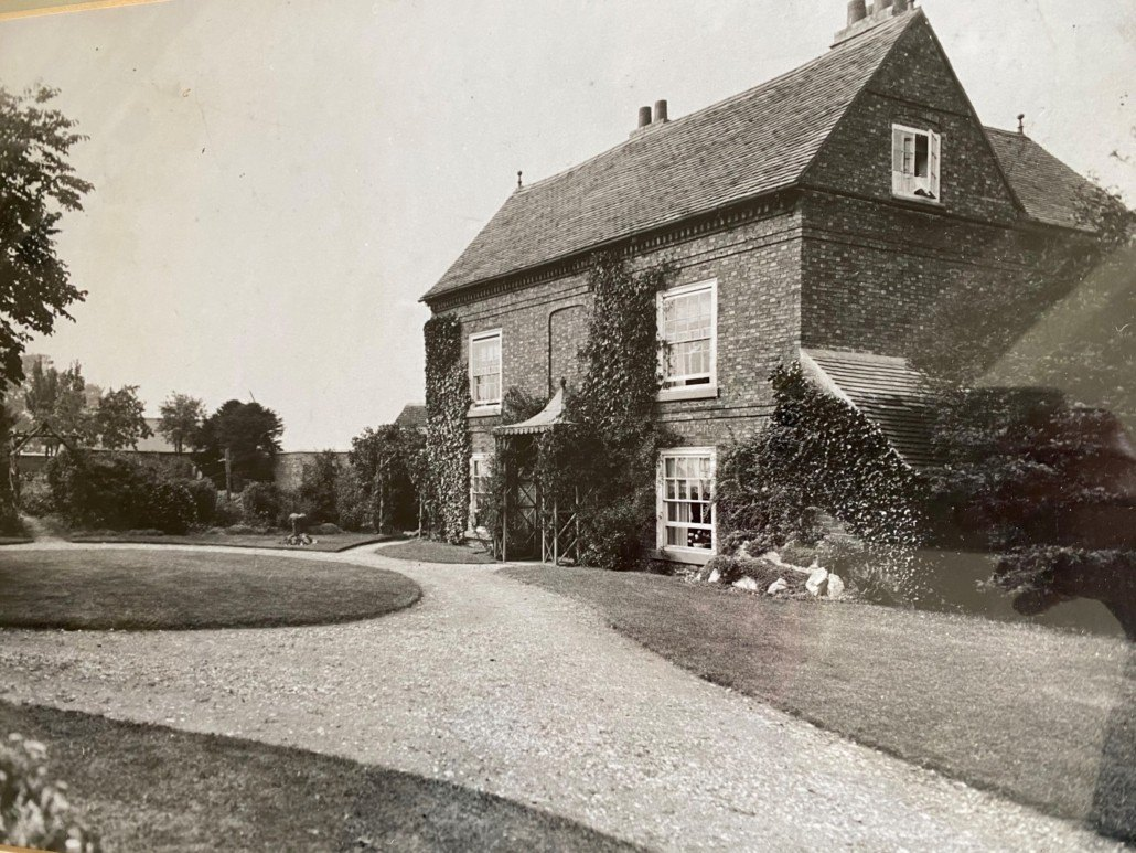 Hall Farm circa 1950