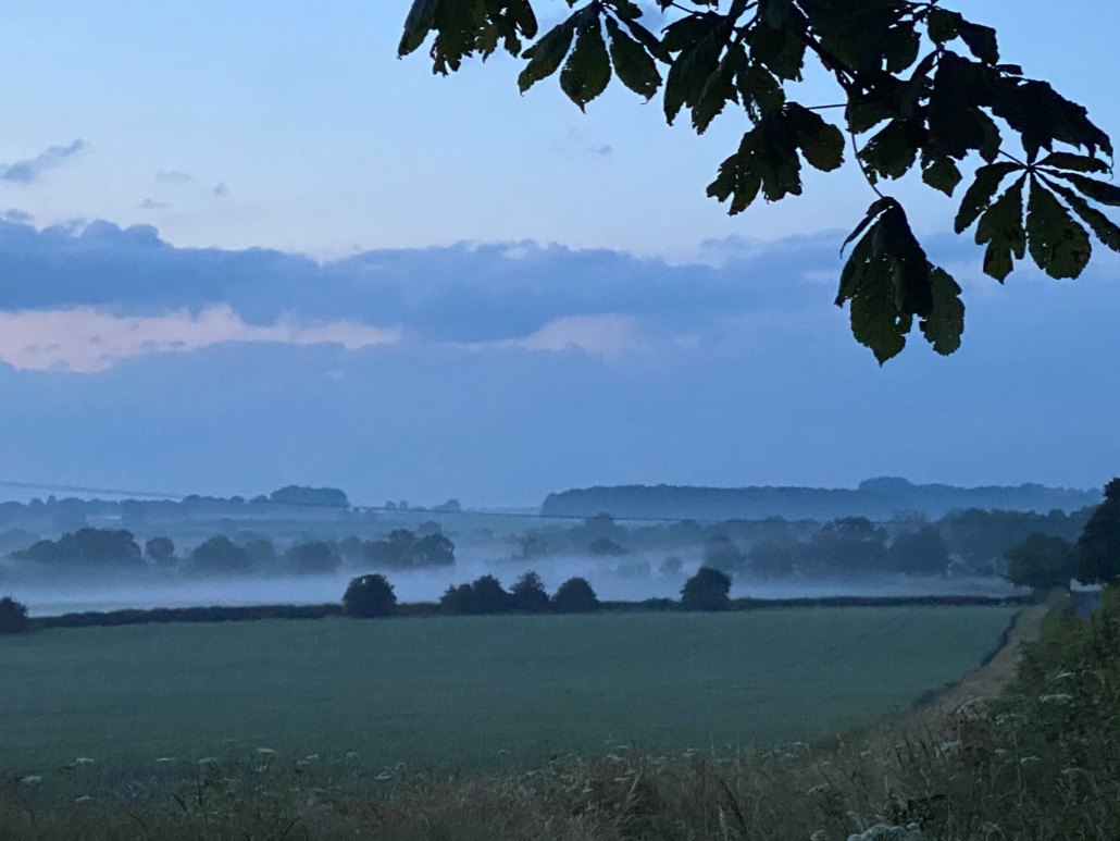 Views from Hall Farm