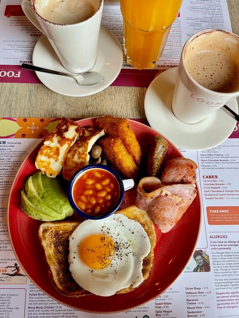 Tarro Breakfast